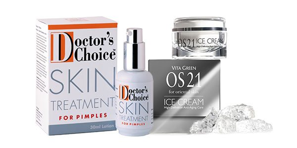 Doctor's Choice and OS21 Skincare Series were launched