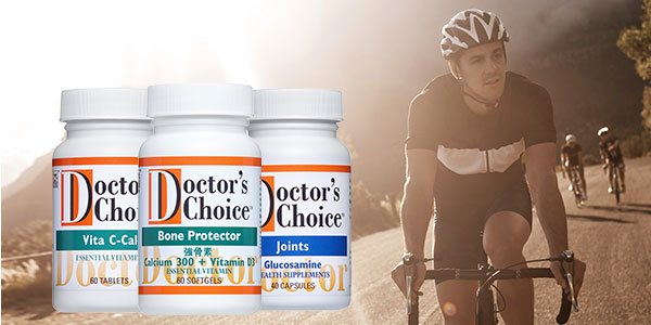 Doctor's Choice vitamin series
